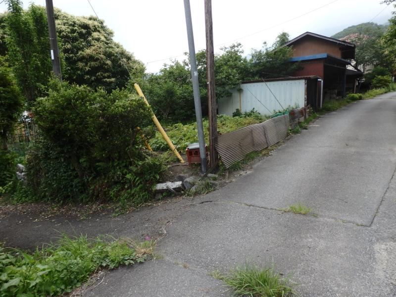 b06-1 沢入銅蔵跡