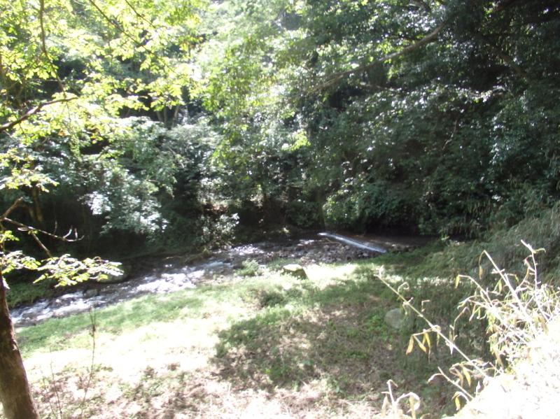 e30-3 深沢川に架かる橋の跡