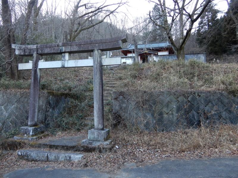 b17 武尊神社跡