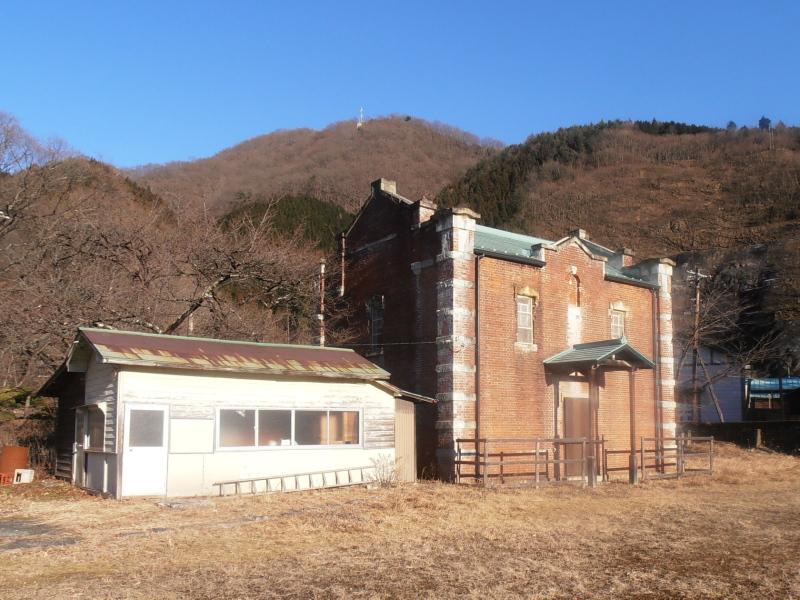 旧足尾鉱業所付属倉庫