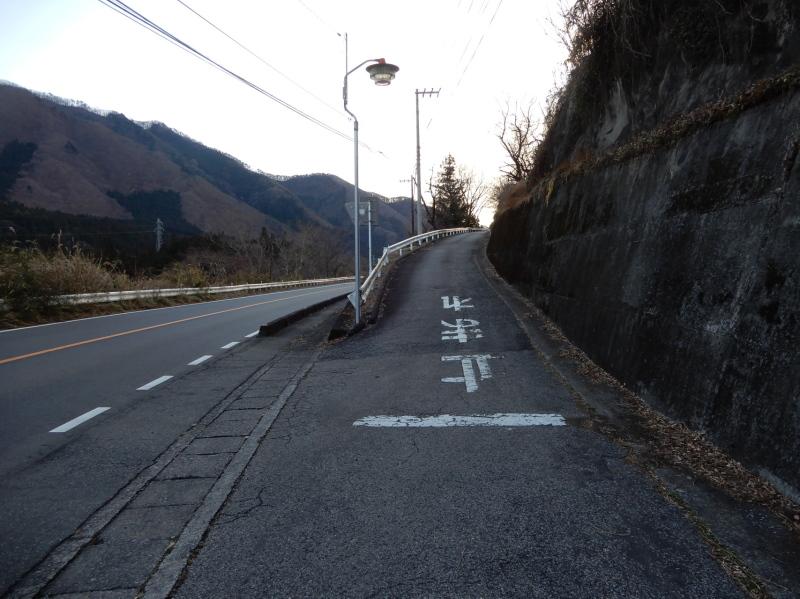 c13 街道と国道の分岐