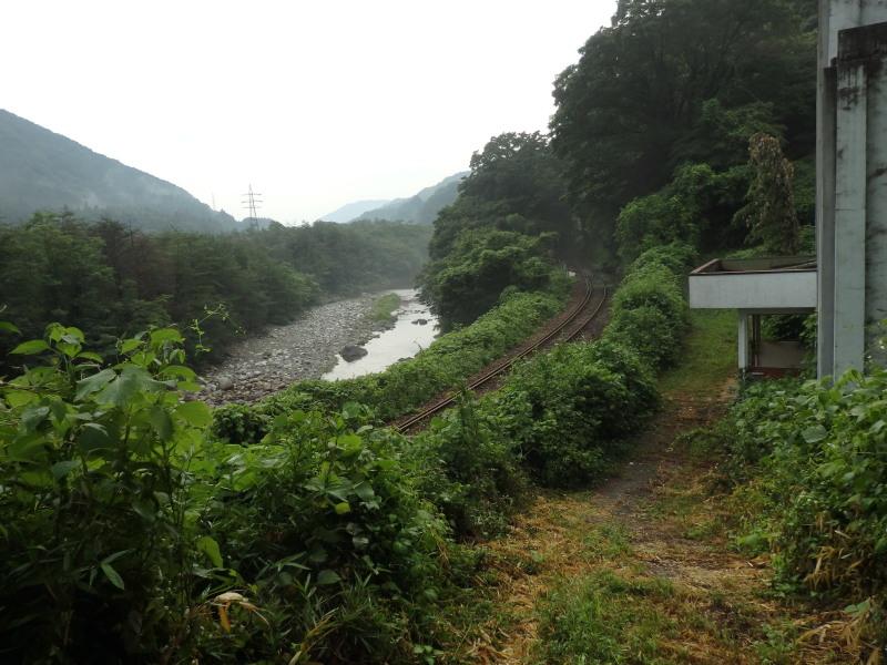 渡良瀬と旧神戸発電所
