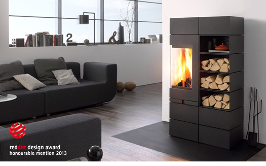 skantherm Elements, Design-Kamin