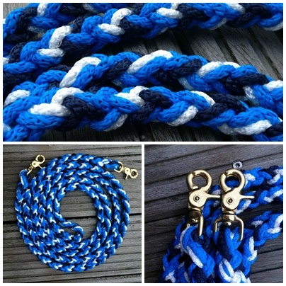 blau weiß dunkelblau