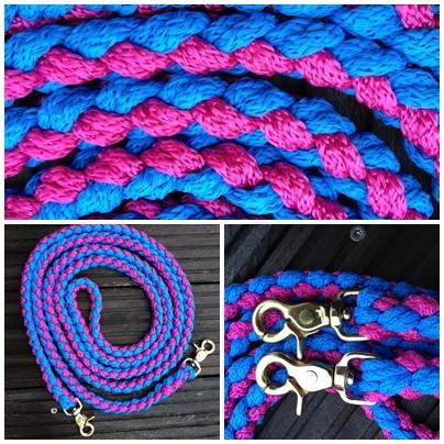 blau pink