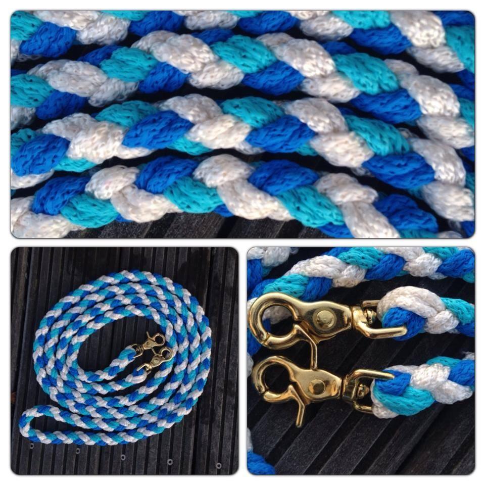 weiß türkis blau