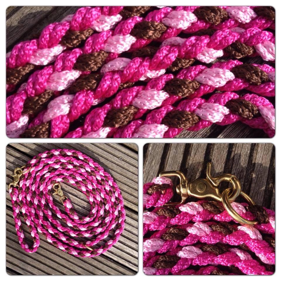 pink rosa braun