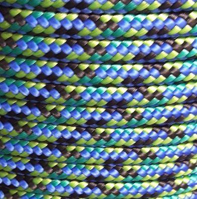 blau türkis lime
