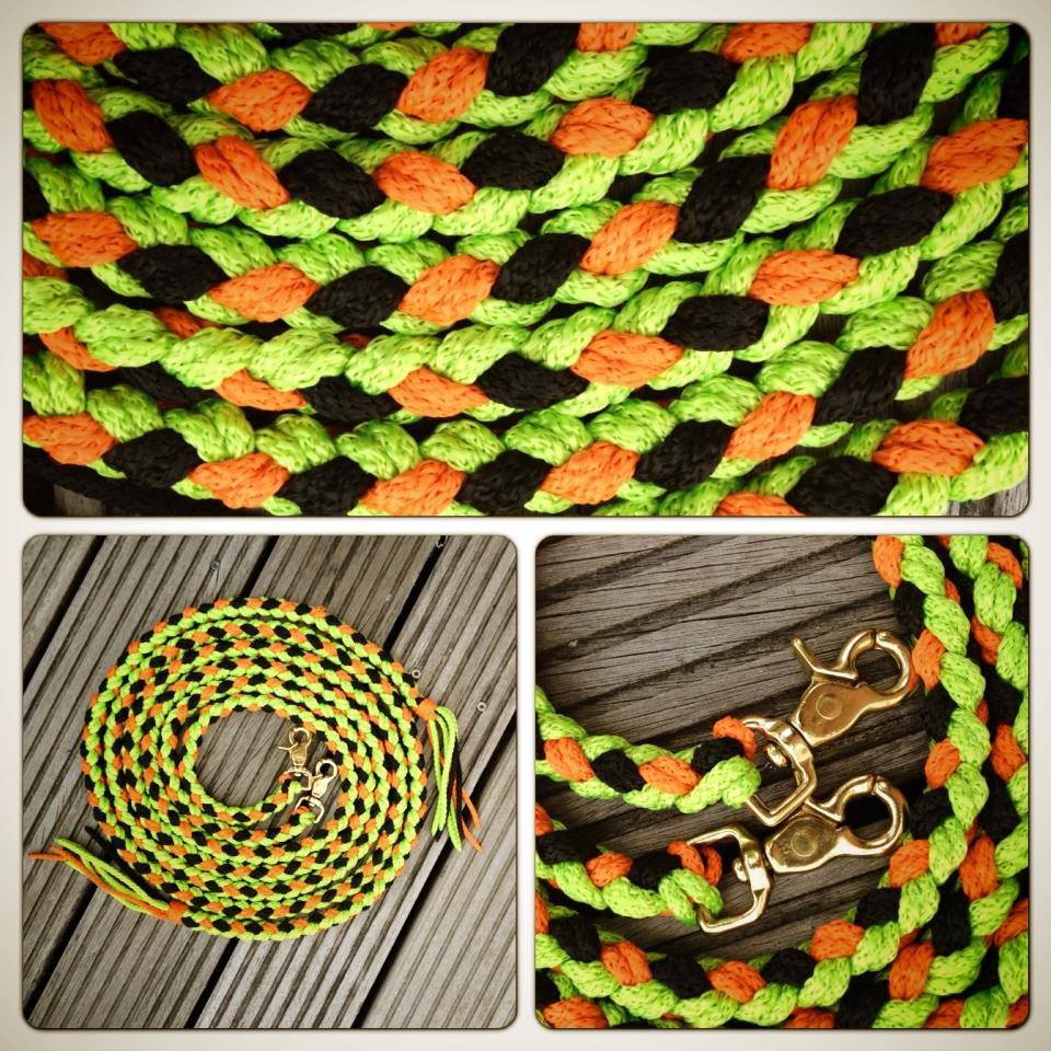 orange lime schwarz