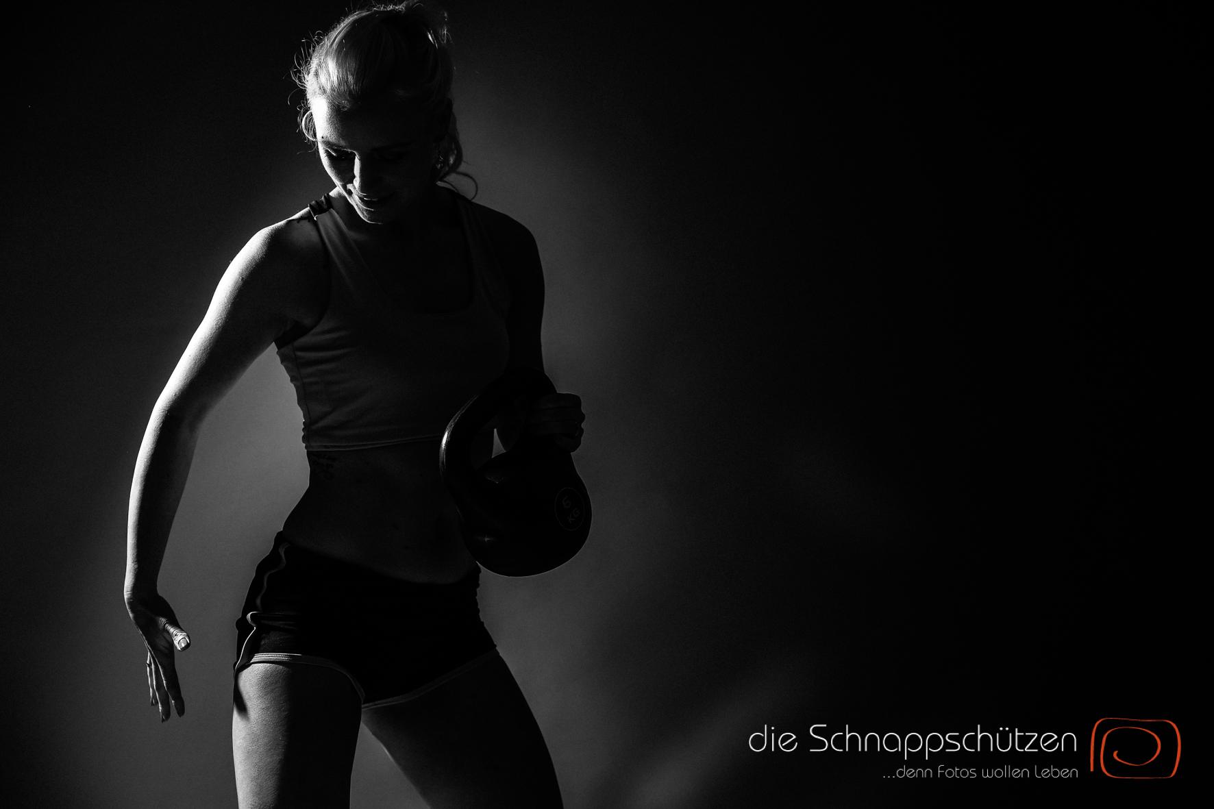 Sportfotos im Studio | (c) die Schnappschützen