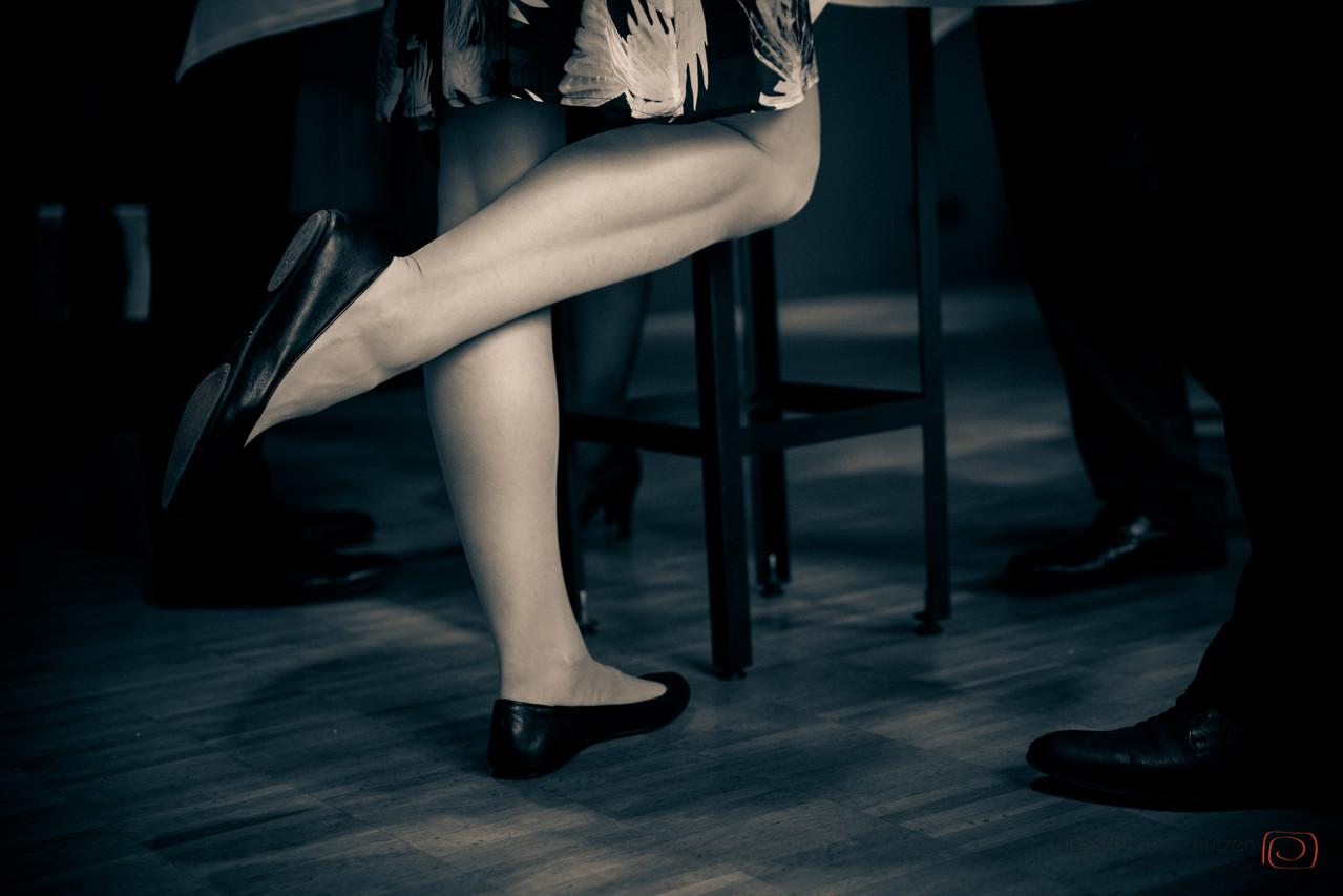 Bein-Ausschnitt | die Schnappschützen
