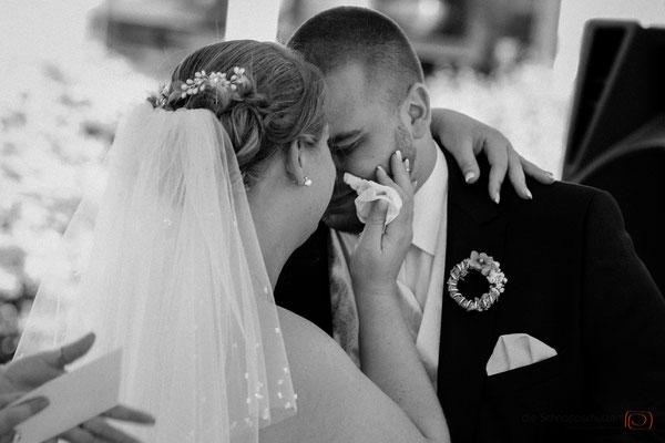 Sandra & Adrian: Hochzeit mit Tafelfreuden