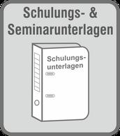 Im Druckladen Erlangen - drucken, binden und konfektionieren wir Ihre Schulungsunterlagen & Seminarunterlagen ganz nach Ihren Wünschen.