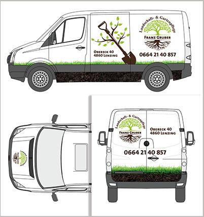 Logo für Gartengestaltung Regau