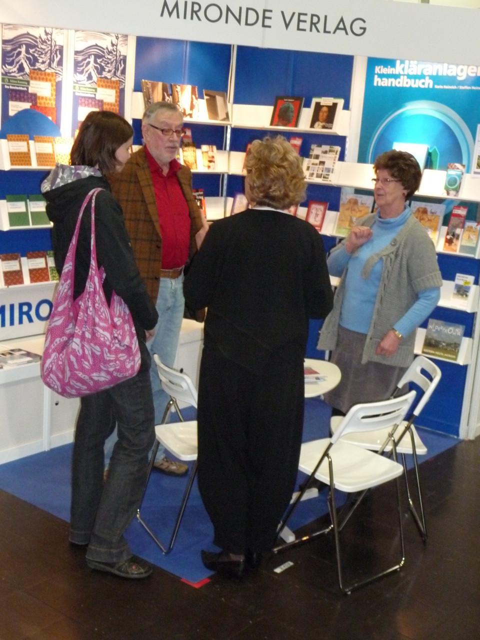 Leipziger Buchmesse, Mironde Verlag