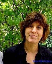 Ihre nette Kontakt-Frau: Silvia Sollner, Selbsthilfekontaktstelle Nürtingen