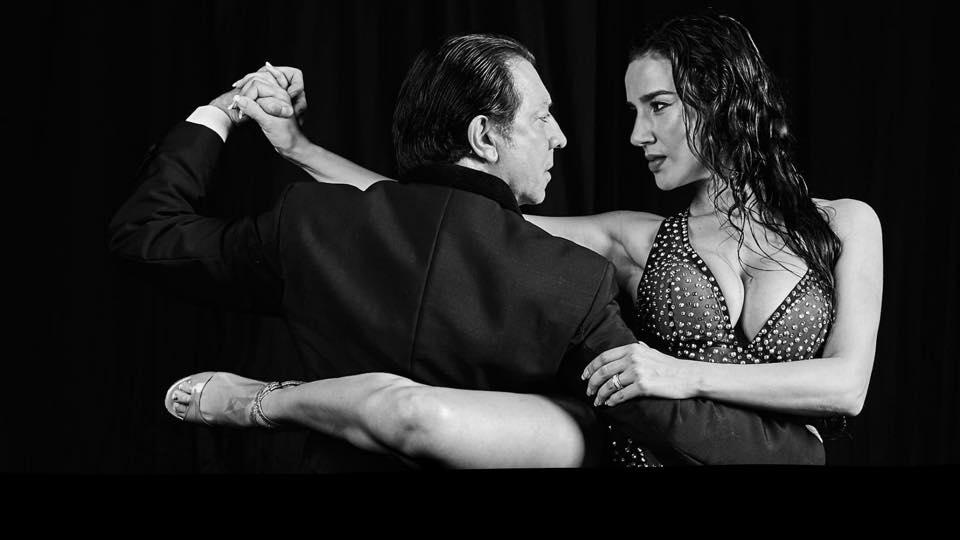Miguel Angel Zotto & Daiana Guspero
