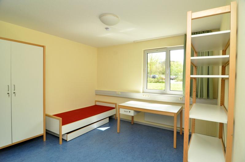 Einrichtung in Haus 8e und 8f - Quelle: Studiwerk Trier