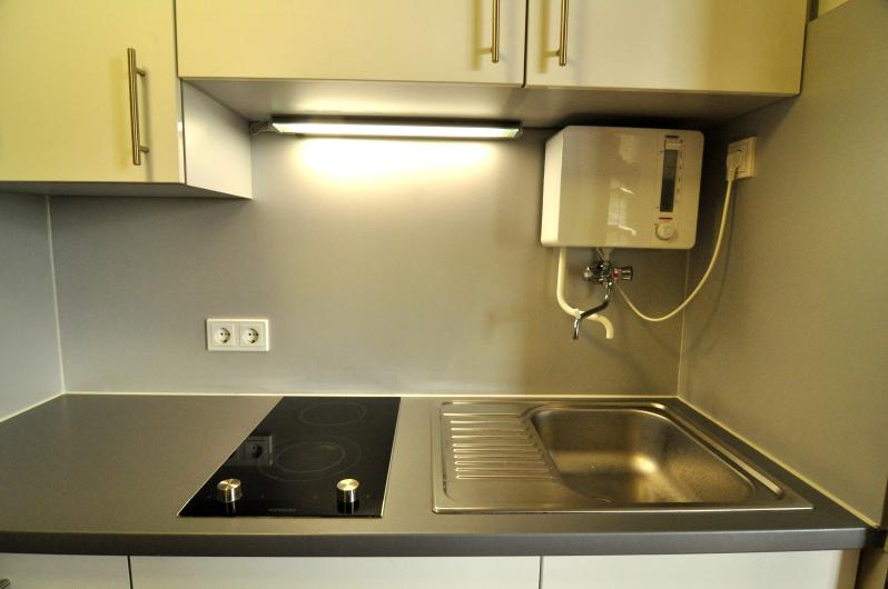 Küche - Quelle: Studiwerk Trier