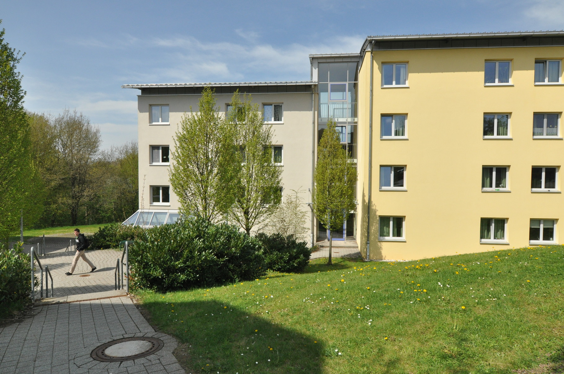 Haus VIII - Quelle: Studiwerk Trier