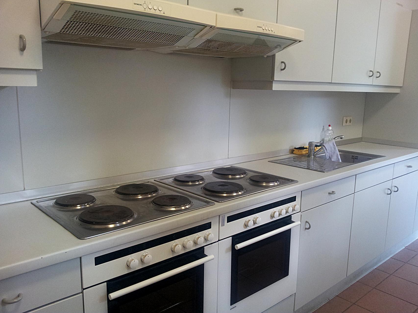 Küche in Haus VIII