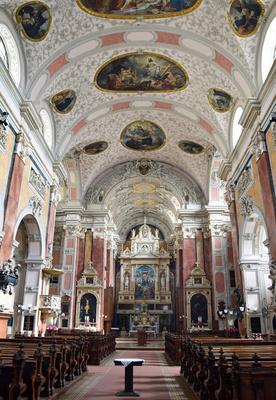 Schottenkirche, Wien (Foto: Petra Dirscherl/pixelio.de)