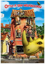 otto is een neushoorn vanaf 2 april in de vlaamse bioscopen
