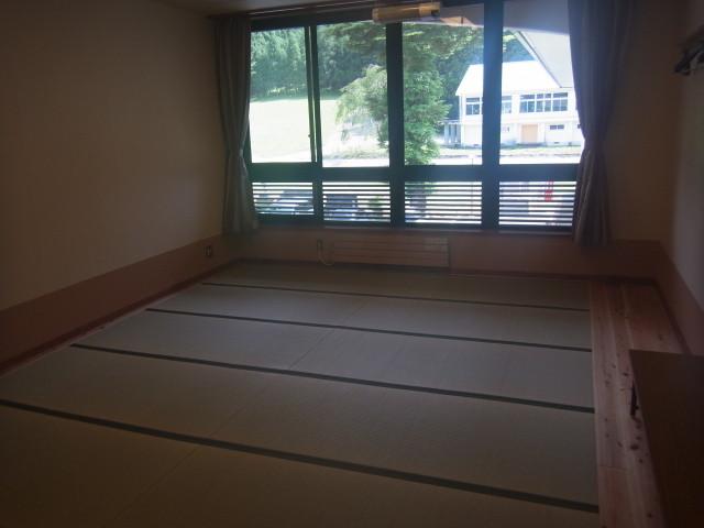 宿泊室 和室