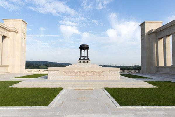 Monument américain de Varennes-en-Argonne
