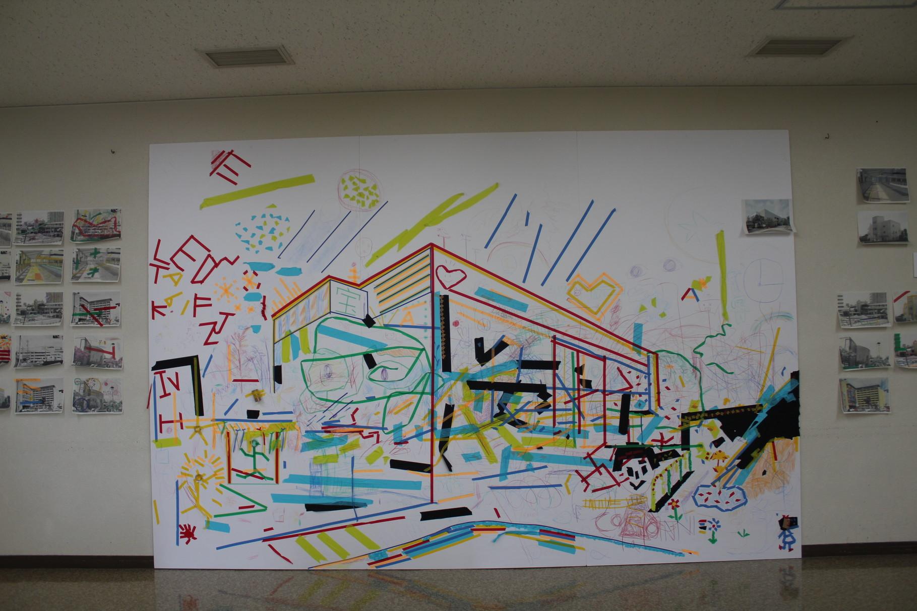 完成した新しい刈谷市美術館