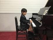 ピアノ発表会まで1カ月