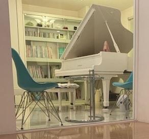 大平ピアノ教室小倉南区曽根|レッスン室