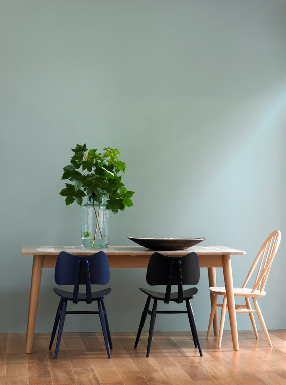 ERCOL's Chair With Daniel's Table