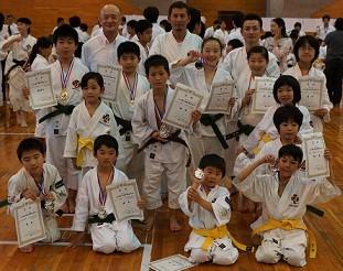 第40回山口県少林寺拳法大会「維新公園アリーナ」2012年6月24日