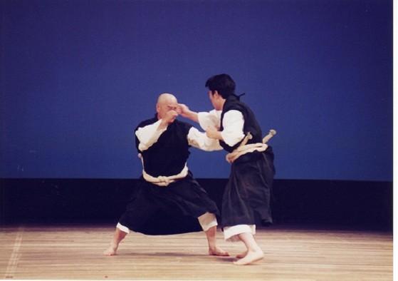 山口西京道院30年周年「演武祭」1999年8月7日