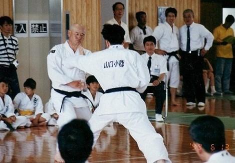 第27回山口県大会「宇部武道館」1999年6月13日