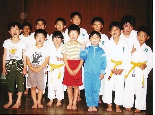 山口県連盟30周年記念誌掲載「小郡支部」2003年8月