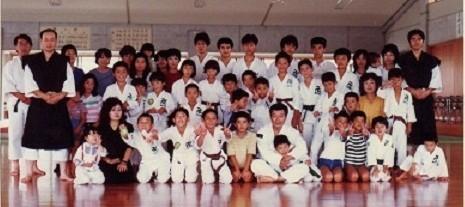 維新記念公園「武道館」小郡・大内1987年