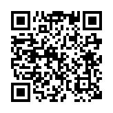 刈谷混声合唱団のホームページのQRコード