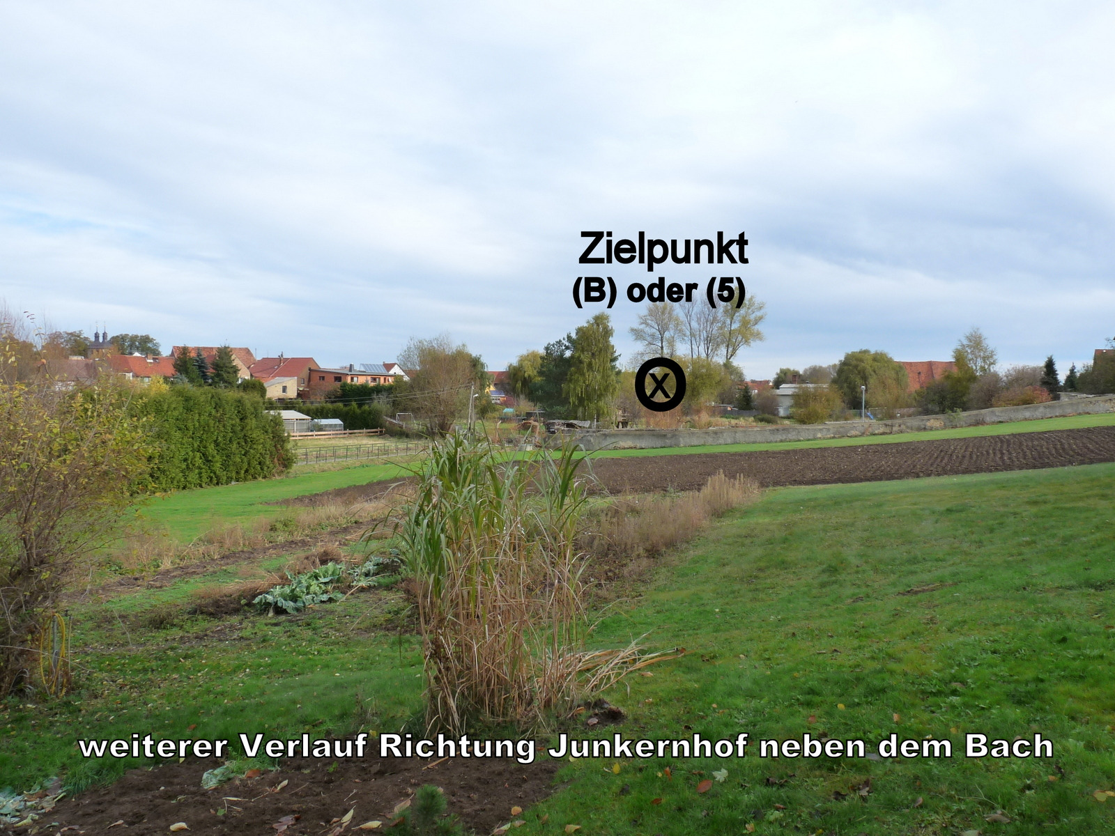 Zielpunkt 1 Junkernhof