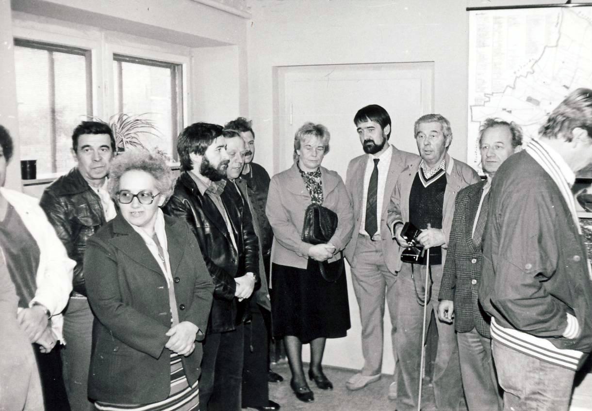 Eröffnung 1988