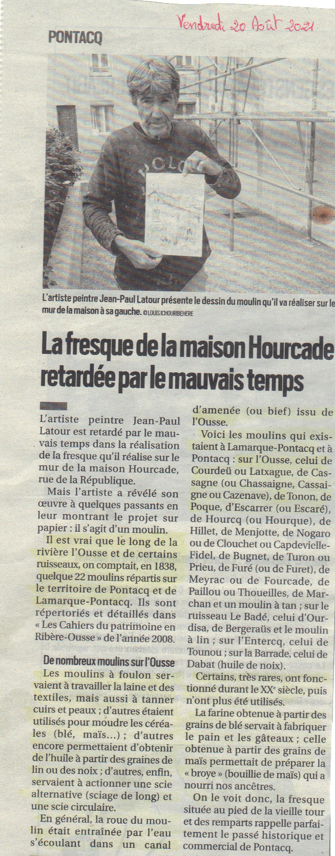 article Louis Ichouribéhere