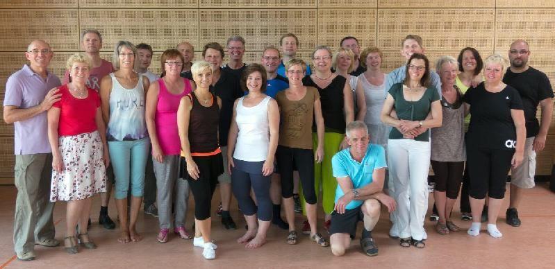 Alle Teilnehmer am Workshop