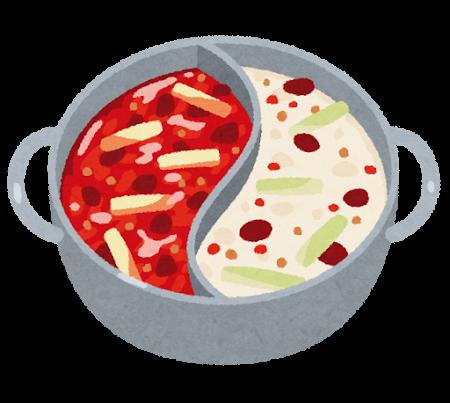 キムチ鍋の染み抜き方法