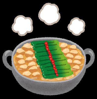 もつ鍋の染み抜き方法