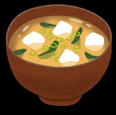 味噌汁の染み抜き方法