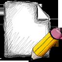 Caneta e papel simbolizando o registro gratuito