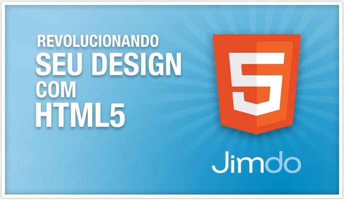 jimdo suporta html5