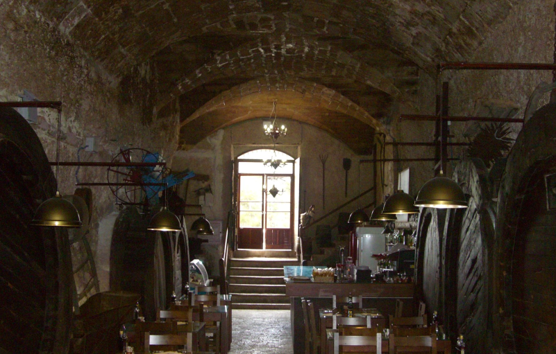 Antic celler Son Toreó