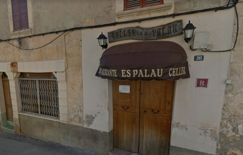 Restaurant Celler Es Palau